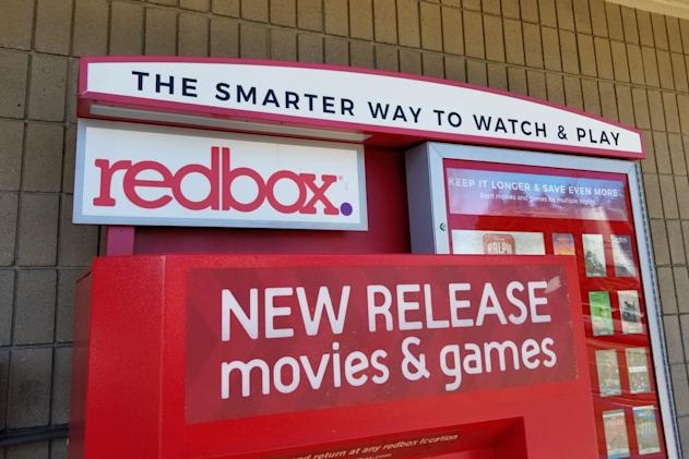 Redbox will stop selling Disney movie codes as part of settlement
