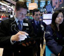 Stocks sink as global manufacturing data weakens
