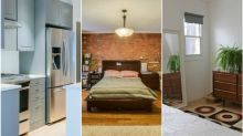 What kind of apartment can you get for $2,400 in Toronto?