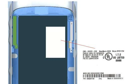 BlackBerry Curve 9310 / 9320 turns up at FCC, fails to keep a low profile