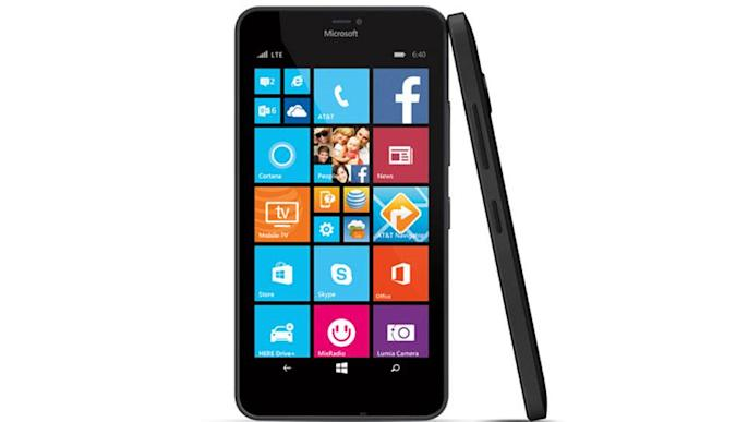 Microsoft's supersized Lumia 640 XL comes to AT&T
