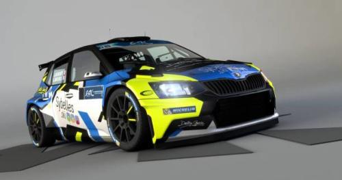 Rallye - ERC - Michel rebondit en Championnat d'Europe