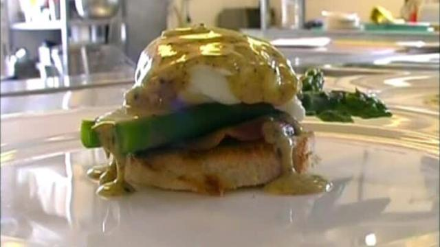How To Cook Truffled Egg Benedict