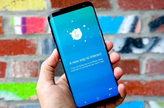 Samsung won't reward you for using Bixby anymore