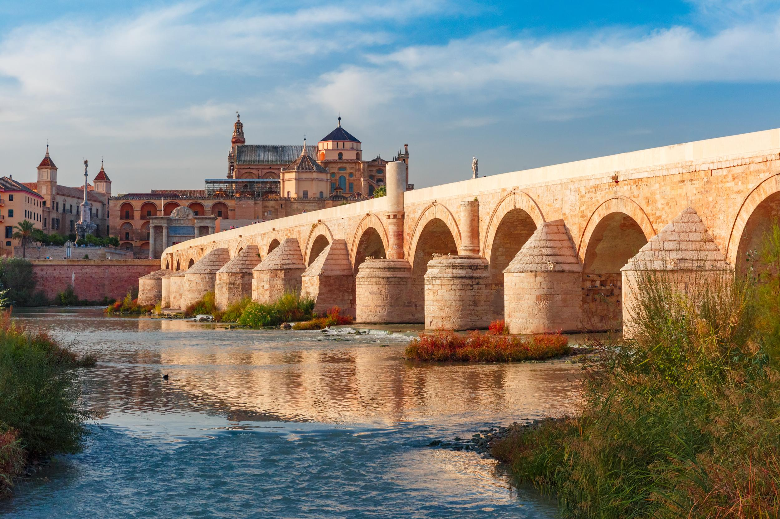 """<p><strong>GOT location</strong>: Volantis</p>  <p><strong>Real life locatio</strong>n: Cordoba, Spain</p>  <p>Imagine the bustling markets thatTyrion Lannister and Varys walked through in Volantis as you visit Cordoba and the Roman Bridge.</p>  <p><strong><a href=""""https://fave.co/2v8BVgw"""">Book your trip.</a></strong></p>"""