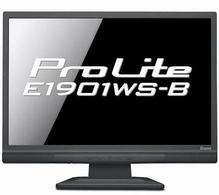 Iiyama's ProLite 19-inch widescreen LCD monitor: affordable specs