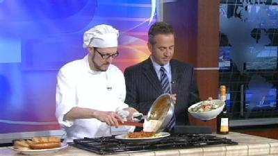 KCRA Kitchen: Lobster Ravioli With Rosa Sauce