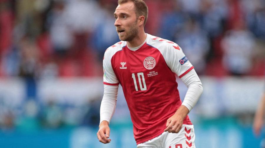 Danimarca, l'aggiornamento su Eriksen: ecco come sta