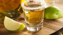 Tequila is linked to weight loss, study claims