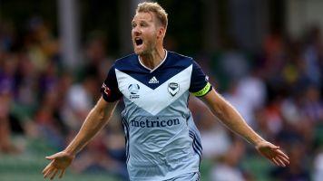 Toivonen leaves Melbourne Victory to make Europe return