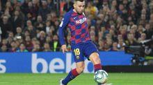 Foot - ESP - FC Barcelone - Barça: Blessé contre Séville, Jordi Alba sera absent plusieurs semaines