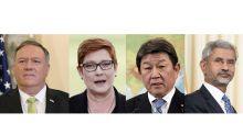 US, Australia, India ministers to meet in Japan next week