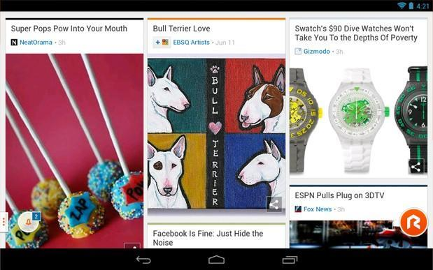 Rockmelt comes to Android with thumb-friendly navigation