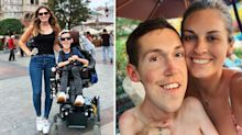 How this inter-abled couple is defying relationship norms