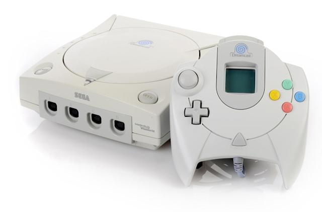 How much did you love your Sega Dreamcast?
