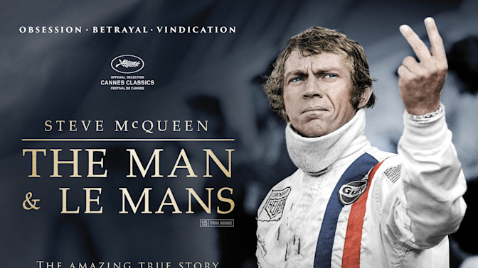 Steve McQueen: The Man and Le Mans - An obsession built on love