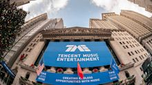 Tencent Music Stock Wavers As Fourth-Quarter Earnings Top Estimates