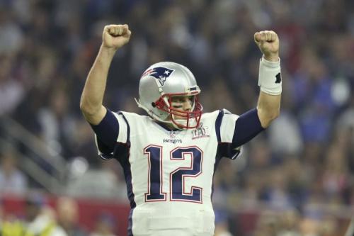 This guy is a pretty decent quarterback. (AP)