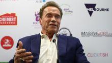 Arnold Schwarzenegger serves up epic life advice on Reddit