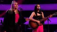 Ronan Keating's daughter falters at 'The Voice' audition