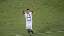 Palmeiras reempresta Erik para o Botafogo