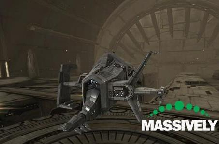 Ship spinning returns to EVE Online