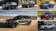 2020 Kia Telluride comparison: Specs and pricing versus other 3-row crossovers
