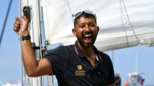 Injured Indian yachtsman plucked to safety from remote ocean