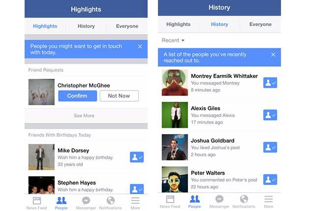 Facebook starts testing Highlights, a feed that shows only important life events