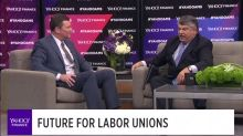 AFL-CIO chief 'applauds' Trump on trade, but gives his record a thumbs down