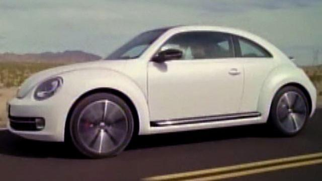 On the road with Volkswagon's redesigned Beetle