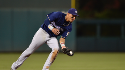 Arcia outgrowing his ownership percentage tag