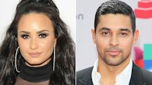 Demi Lovato's Ex Wilmer Valderrama Visits Her at the Hospital After Apparent Overdose