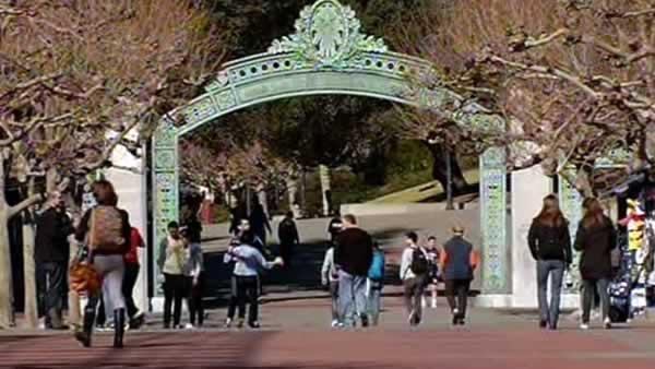 Dangerous spike in rapes reported near UCB campus