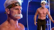 Ninja Warrior contestant, 64, sends social media into meltdown with six-pack