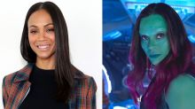 Zoe Saldana Explains Why Gamora Needed to Die in 'Avengers: Infinity War'