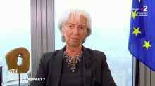 """""""L'activité est en train de repartir"""" : regardez l'entretien de Christine Lagarde dans """"Vous avez la parole"""""""