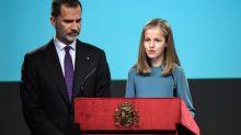 Espagne: l'héritière du trône en quarantaine après un cas de Covid-19 dans sa classe
