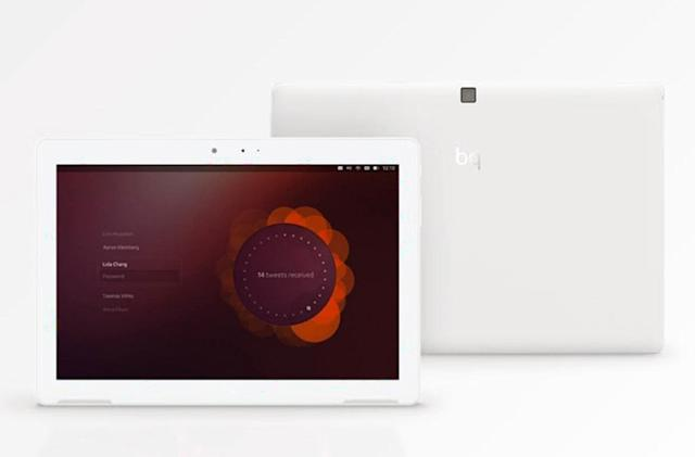 Ubuntu Linux tablet will turn into a makeshift desktop