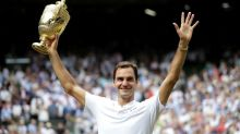 Tennis-All roads lead to Wimbledon for Federer