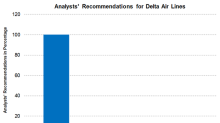 Delta Air Lines: Analysts Have a 'Buy' Rating