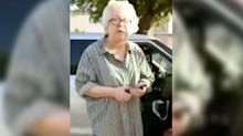 'Parking Lot Barbara': Woman calls the police on mother sitting in car with her baby