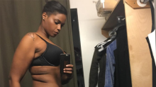 Plus-Size Model 'Dipped in Melanin' Shares Her Journey to Self-Acceptance