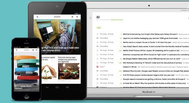 Feedly promises raft of new features, integration with Reeder and other apps