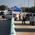 Florida police are setting up highway checkpoints to enforce the state's coronavirus quarantine. Offenders could be jailed for 60 days.