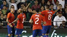Castillo le da triunfo a Chile 1-0 sobre México
