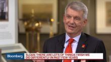 Wells Fargo CEO Sloan Says Bank Is Ready to Grow Auto-Lending Business