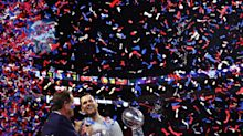 Celebrate Patriots Super Bowl victory with official championship gear