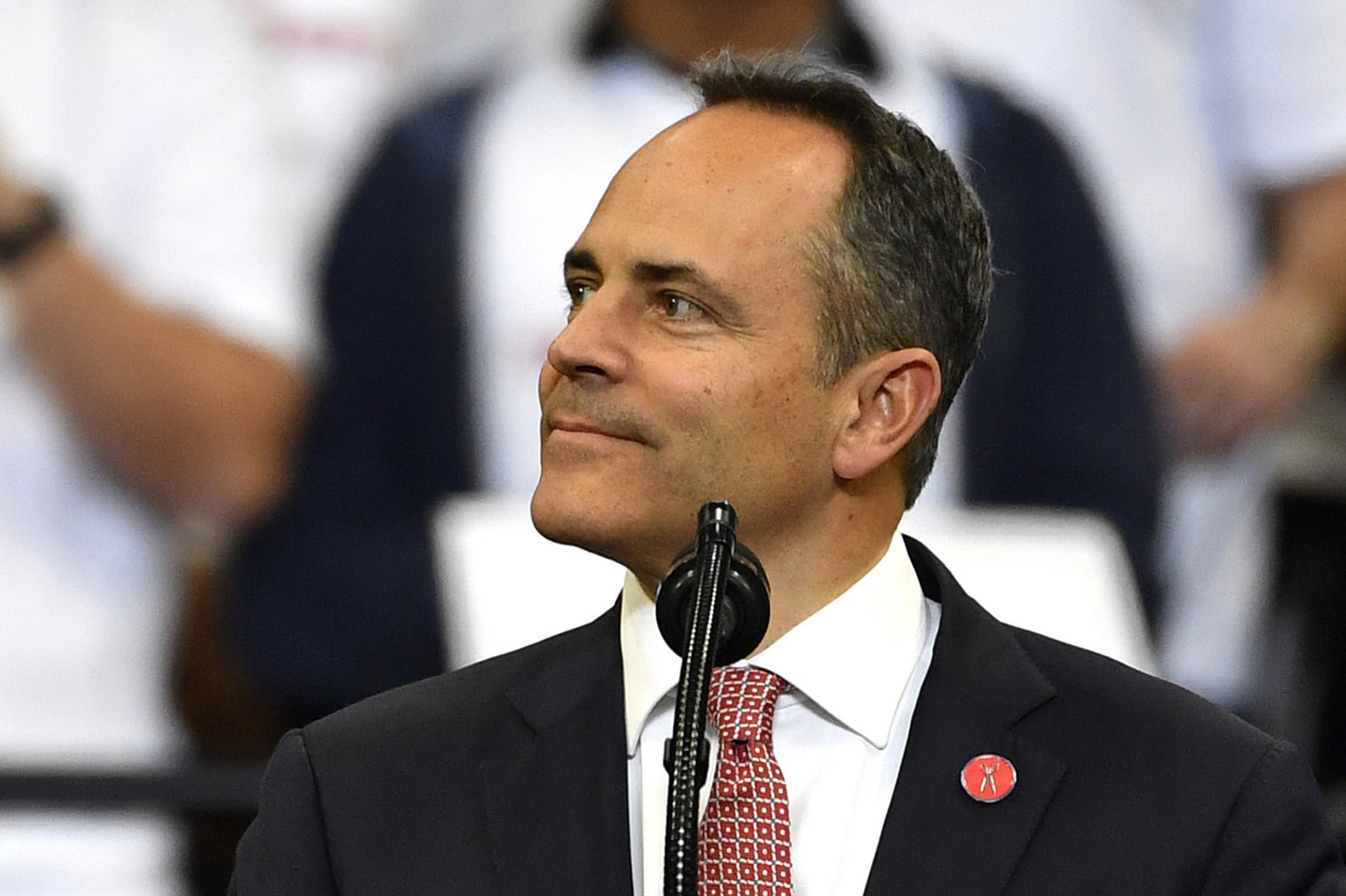 Ex-Kentucky governor Matt Bevin's pardon list sparks call for probe