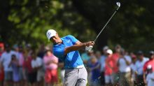 Woods in command at Tour Championship